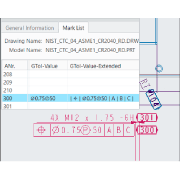 SF Inspect 2D for PTC Creo