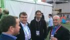 Unser Team im Gespräch mit PTC's CEO Jim Heppelmann