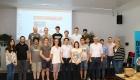 Unsere Studenten an der FH Wien beim großen Kick-off