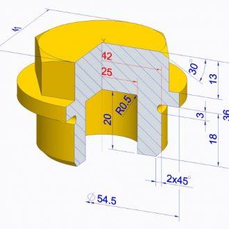 SF UnhideDims für PTC Creo Parametric