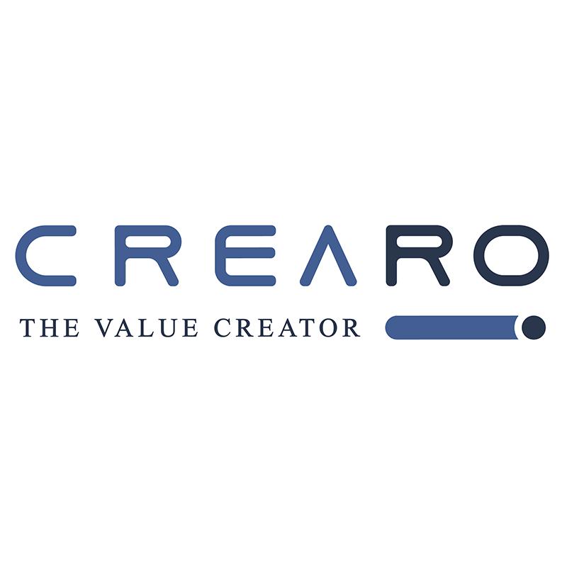 """Crearo - The Value Creator"" - Logo"