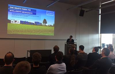 Fachkonferenz Lorenz Vortrag