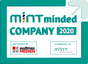 SF ist MINT minded Company!