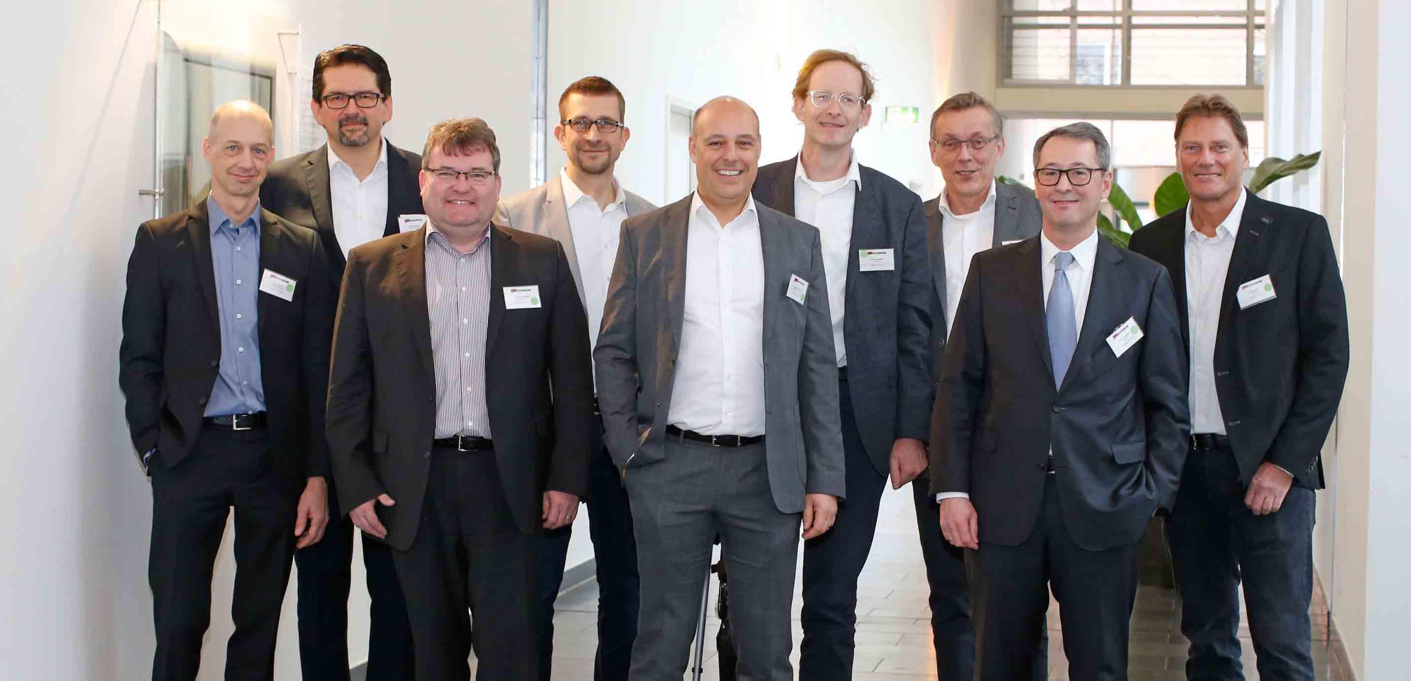 Teilnehmer des IDG Roundtable-Managed Services
