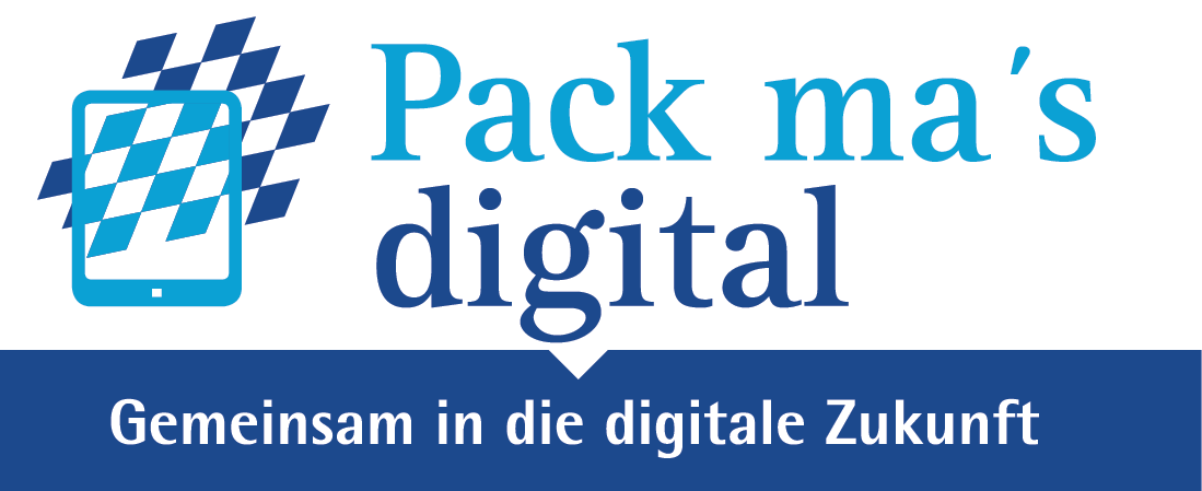 "Logo IHK Initiative ""Pack ma's digital"""